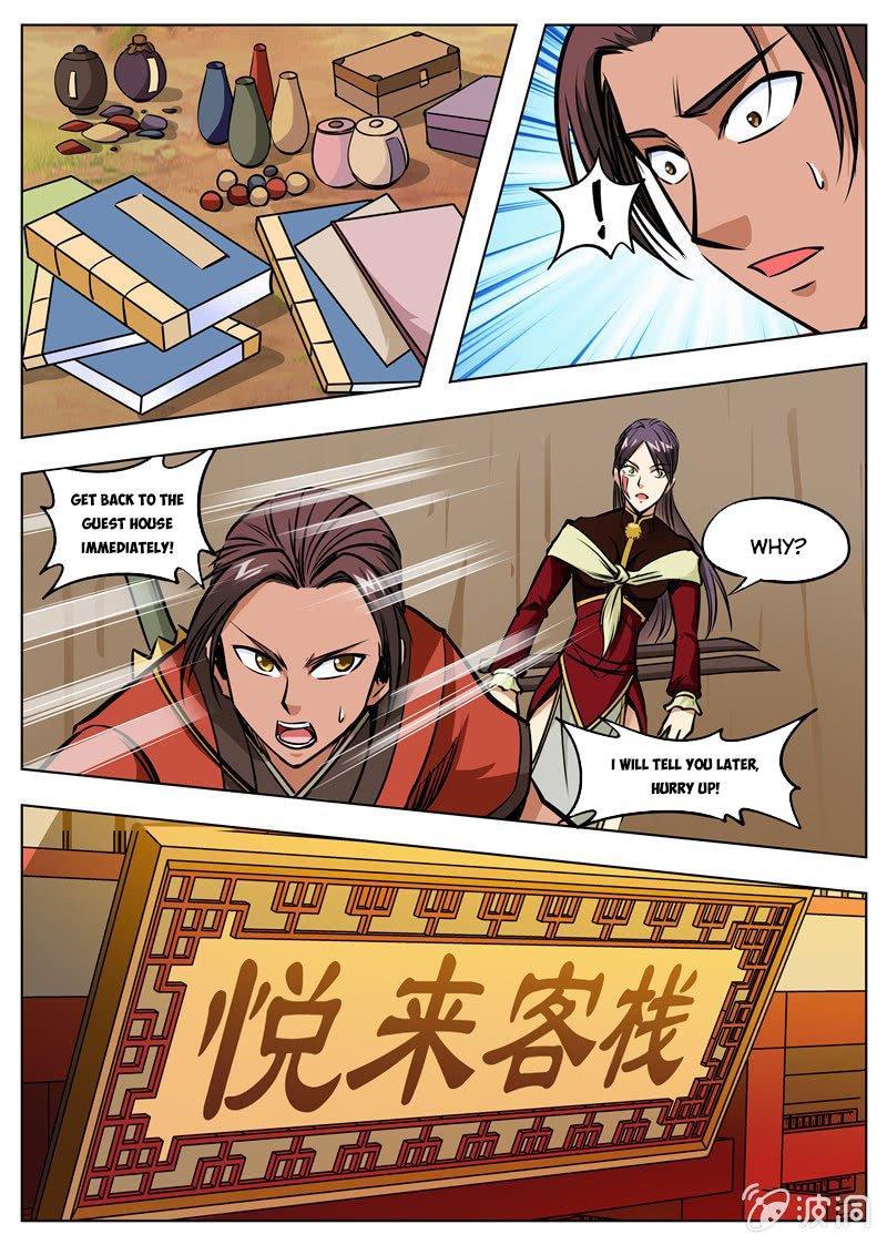 Greatest Sword Immortal Chapter 165.3 page 2 - Mangakakalots.com