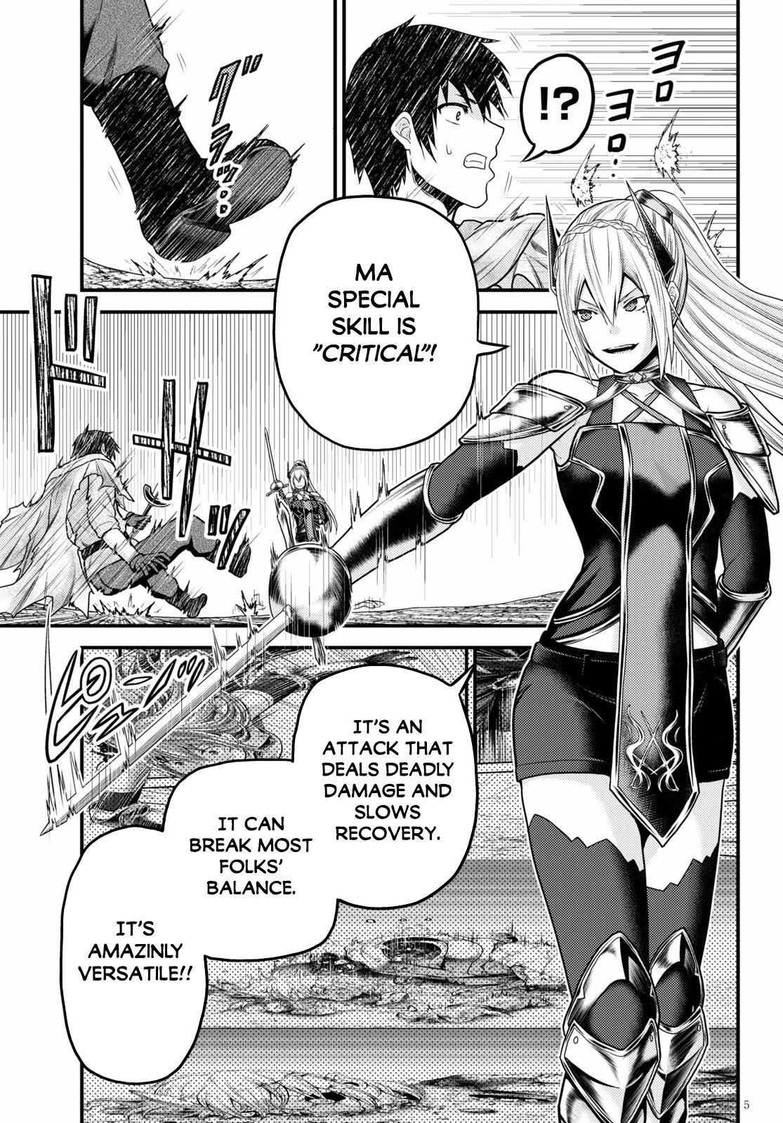 Murabito Desu Ga Nani Ka? Chapter 45 page 6 - Mangakakalots.com