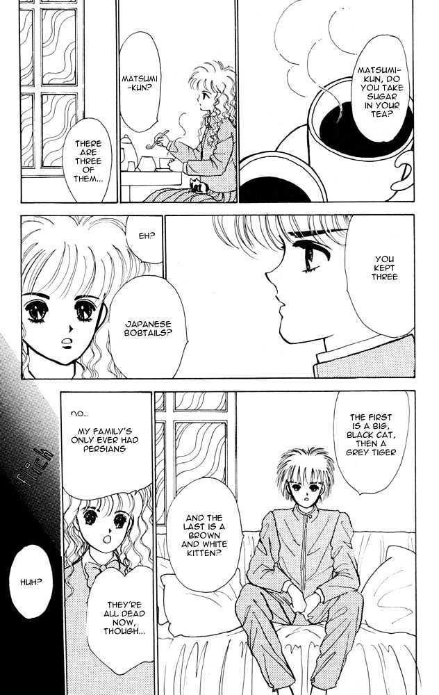 Shi To Kanojo To Boku Vol.1 Chapter 2 : Lonely Ears page 17 - Mangakakalots.com