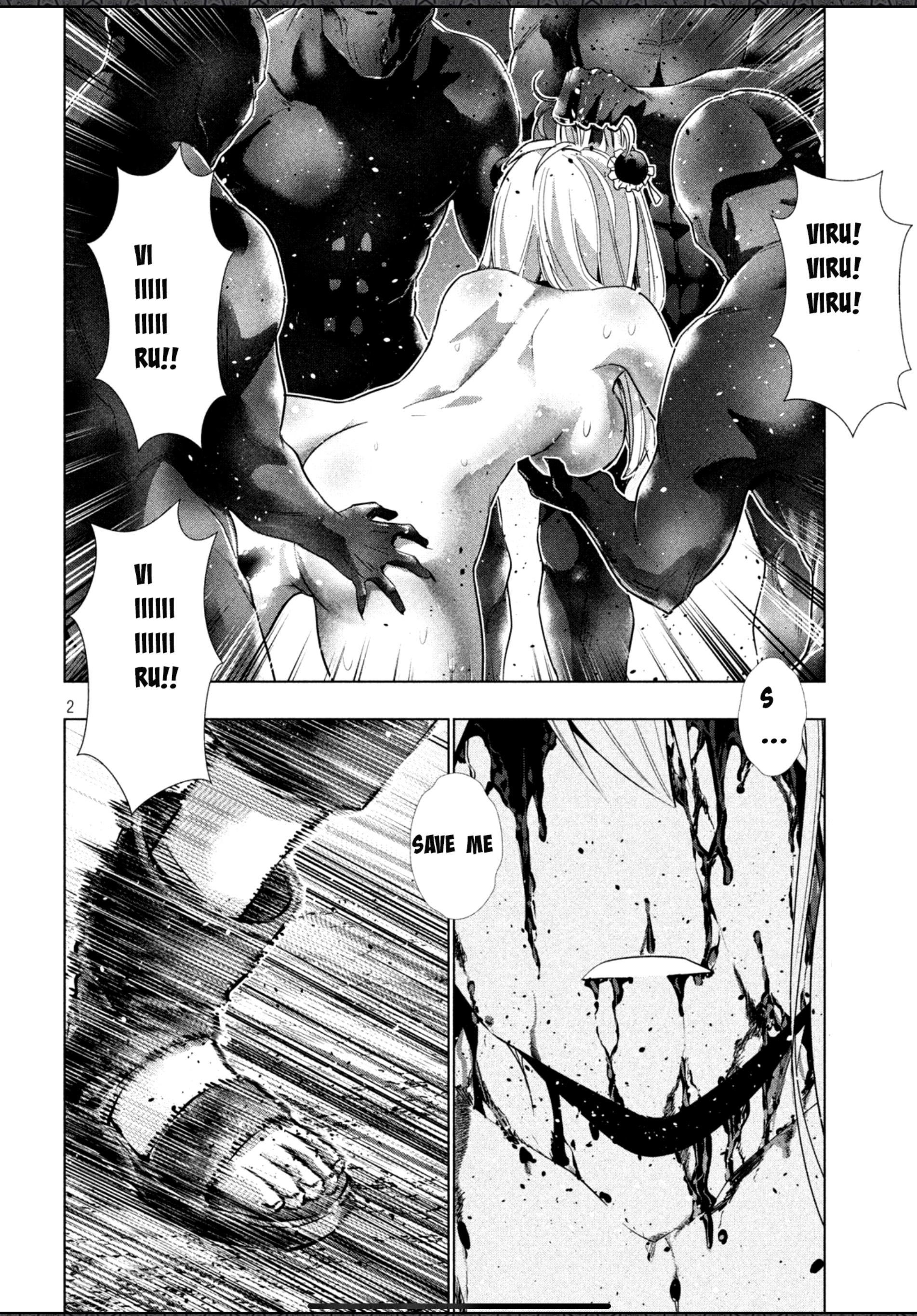 Parallel Paradise Vol.11 Chapter 103: The Man Is My Sword page 2 - Mangakakalots.com