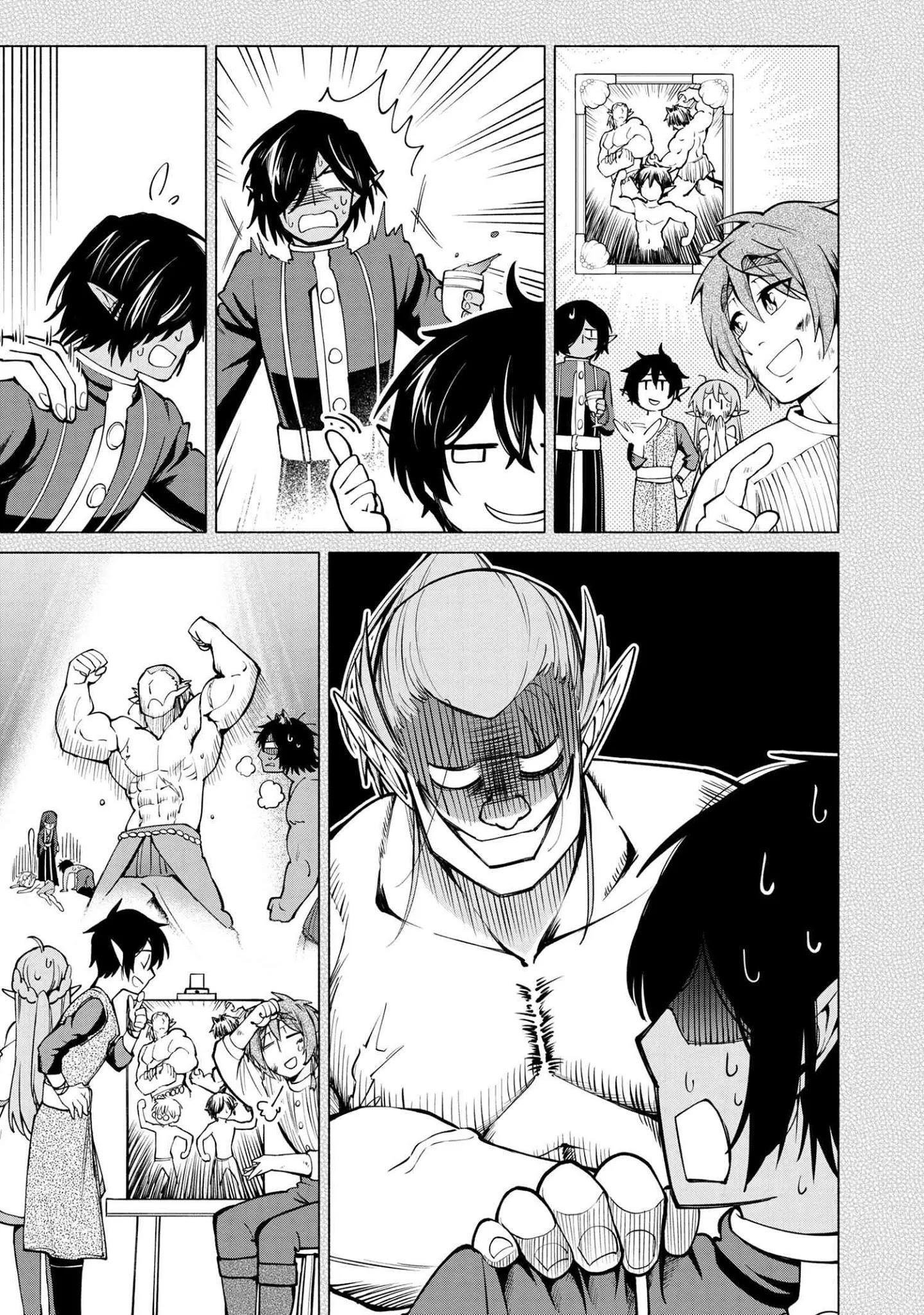 Heroic Chronicles Of The Three Continents Chapter 10.3 page 13 - Mangakakalots.com