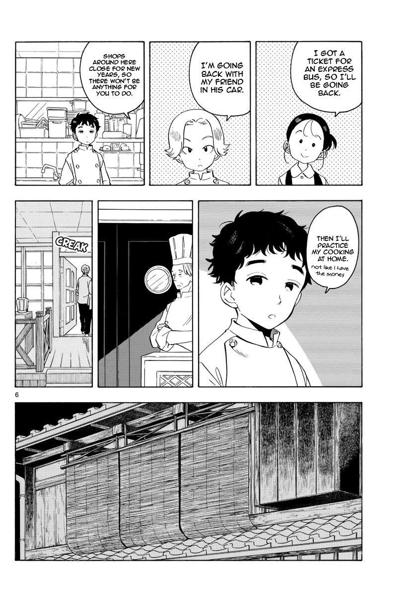 Maiko-San Chi No Makanai-San Vol.16 Chapter 163: Forgotten Things And Returning Home page 6 - Mangakakalots.com