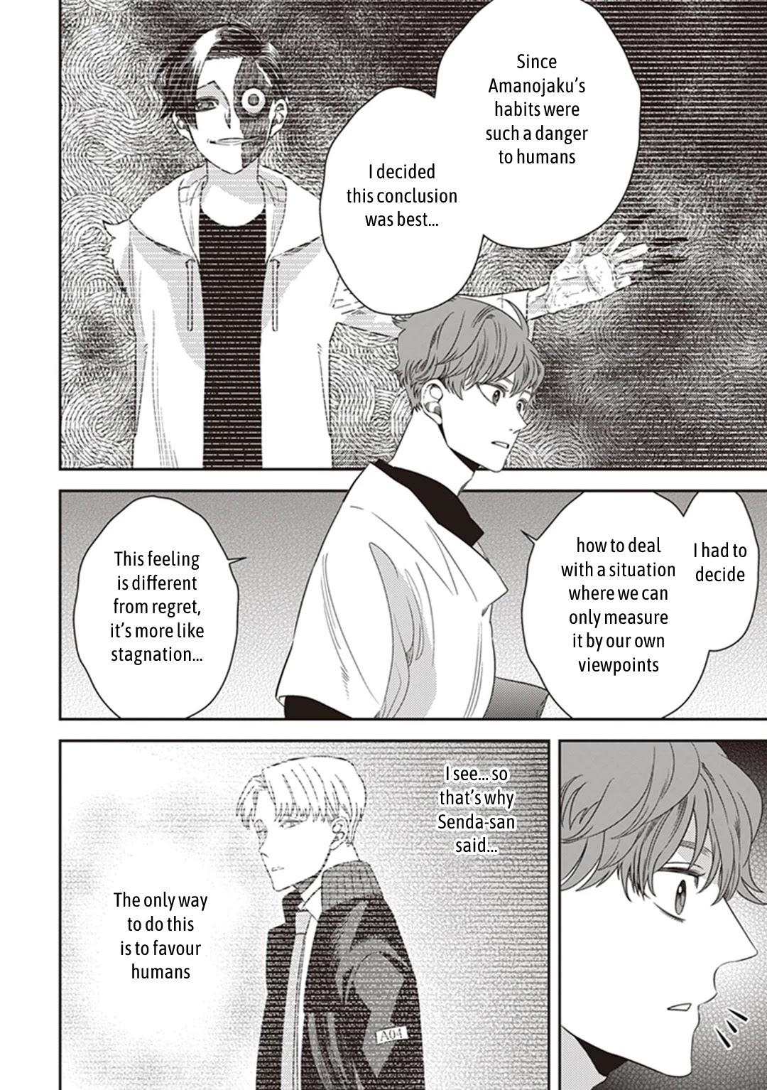 Midnight Occult Civil Servants Chapter 42: The Water God's Son-In-Law (Part 1) page 22 - Mangakakalots.com