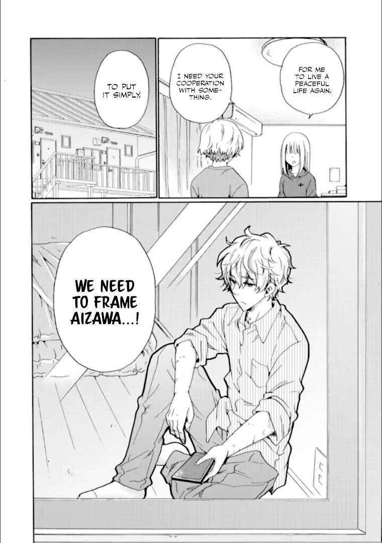 Ijimeru Aitsu Ga Waruinoka, Ijimerareta Boku Ga Waruinoka? Chapter 17 page 32 - Mangakakalots.com