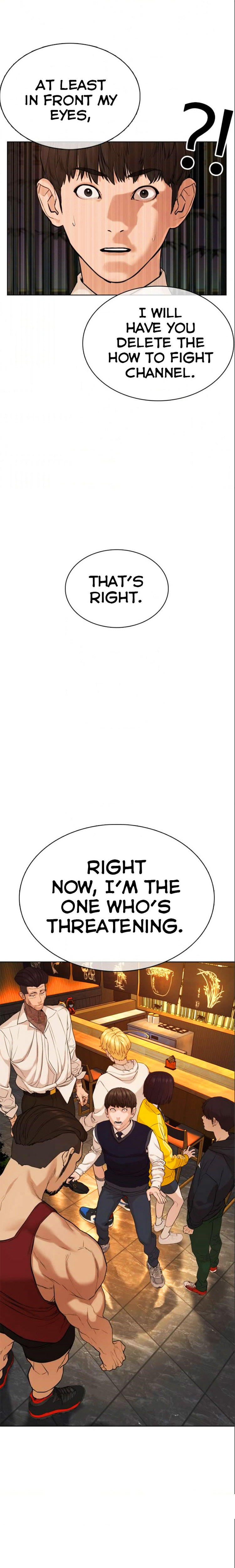 How To Fight Chapter 48: Right Now, I'm The One Who's Threatening page 30 - Mangakakalots.com