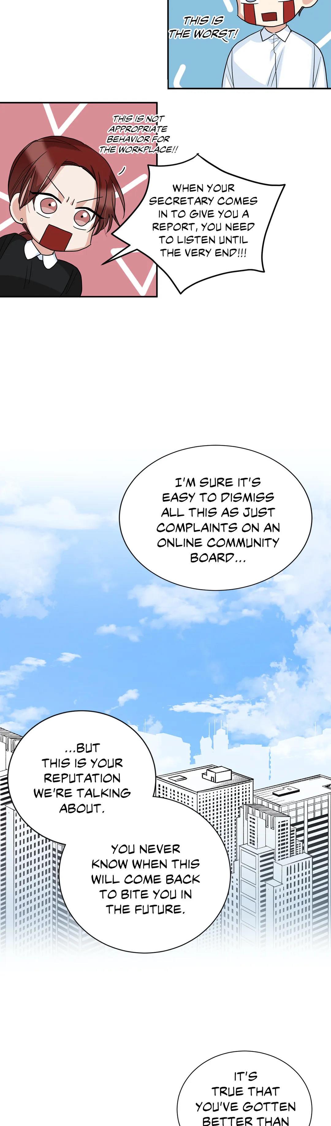 Taming The Absolute Tyrant Chapter 17 page 23 - Mangakakalots.com