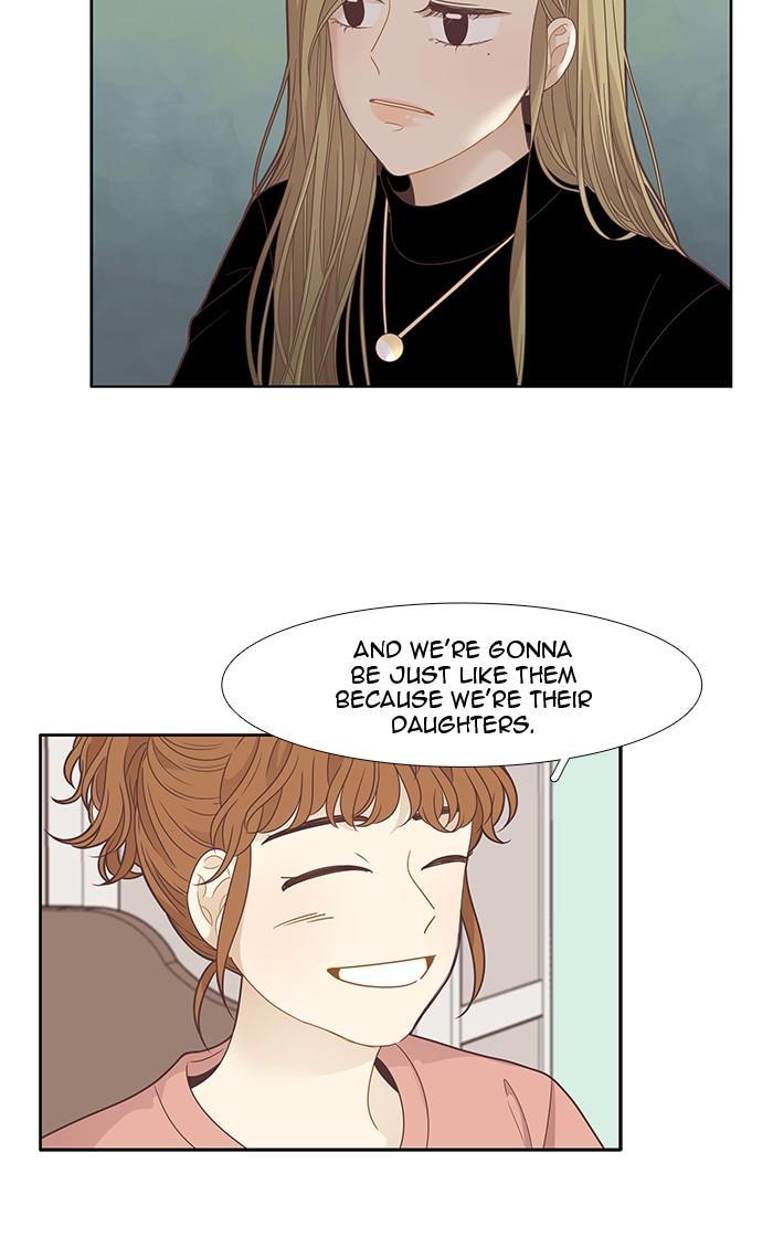 Girl's World Chapter 210: 210 - Different Dreams (2) page 55 - Mangakakalots.com