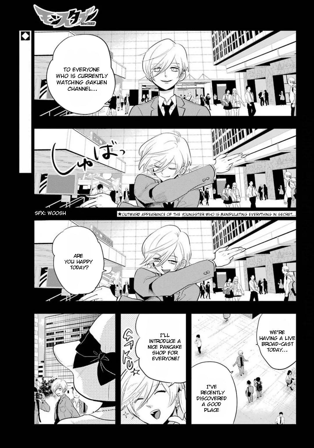 Monstaboo Chapter 13: The Youth And His Secret Business page 2 - Mangakakalots.com
