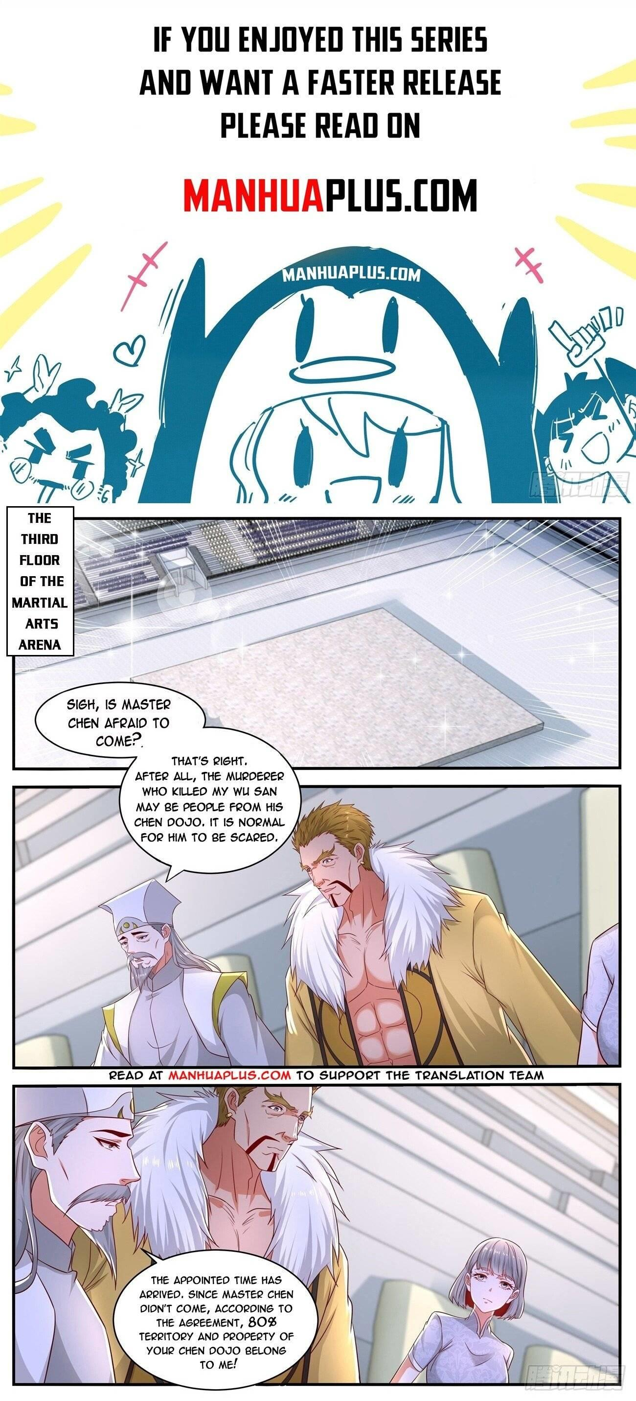 Rebirth Of The Urban Immortal Cultivator Chapter 652 page 1 - Mangakakalots.com