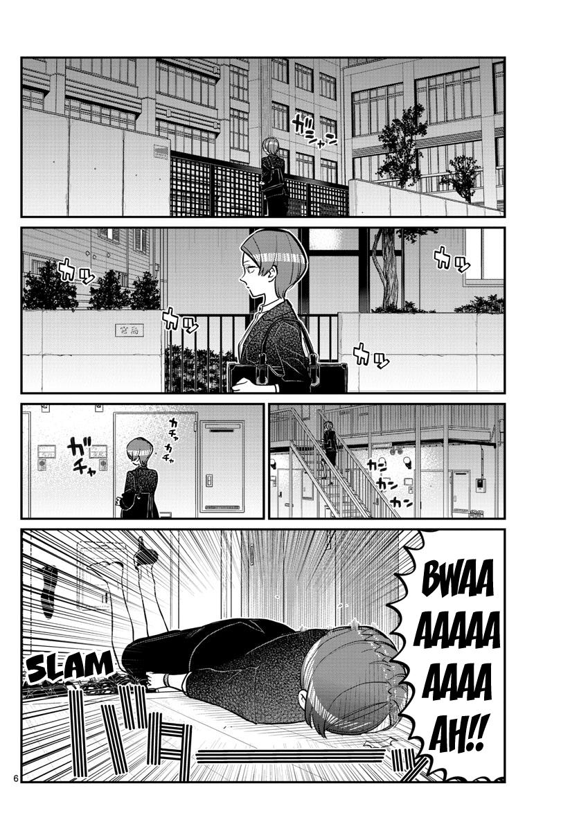 Komi-San Wa Komyushou Desu Vol.12 Chapter 158: Sensei page 6 - Mangakakalot
