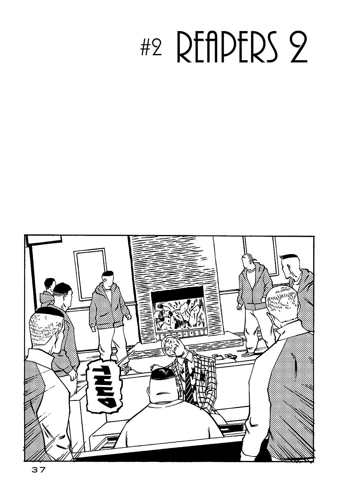 Deathco Vol.1 Chapter 2 : Reapers 2 page 5 - Mangakakalots.com