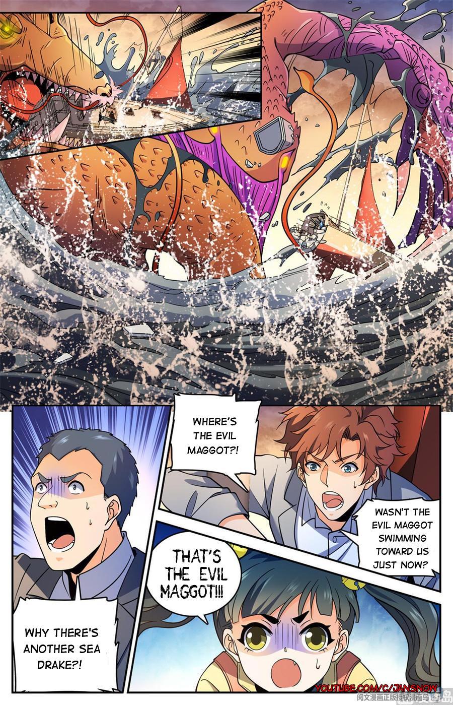 Versatile Mage Chapter 652 page 6 - Mangakakalots.com