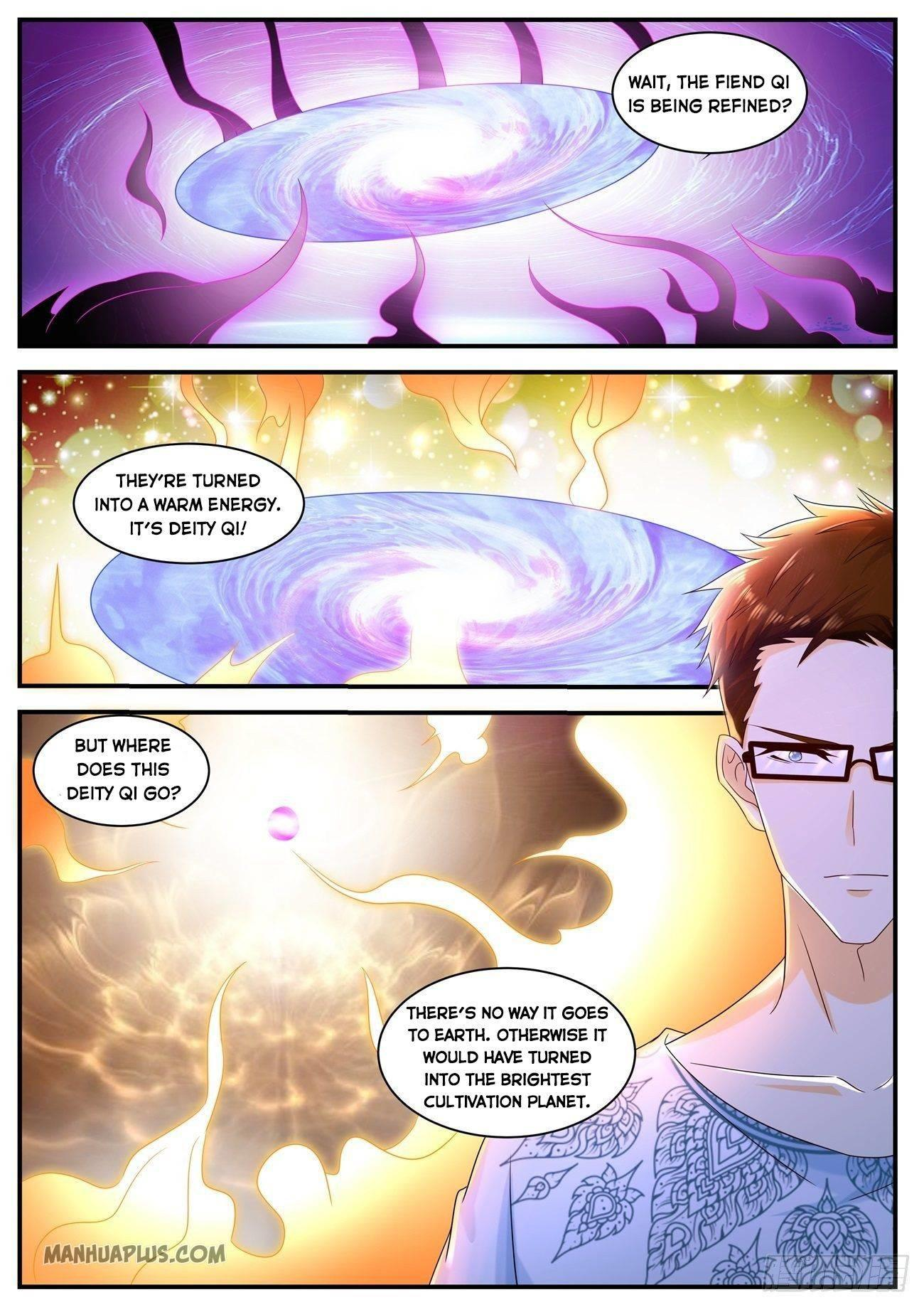 Rebirth Of The Urban Immortal Cultivator Chapter 587 page 7 - Mangakakalots.com