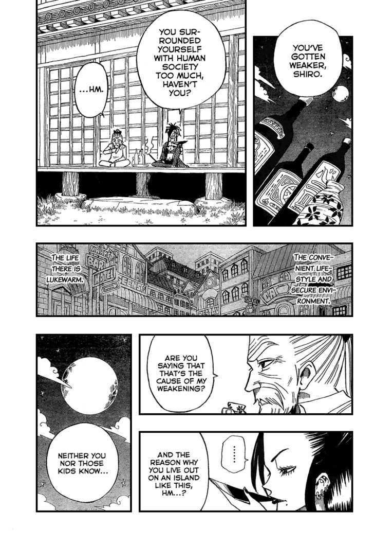 Buster Keel! Vol.2 Chapter 12 : Do It Yourself page 29 - Mangakakalots.com