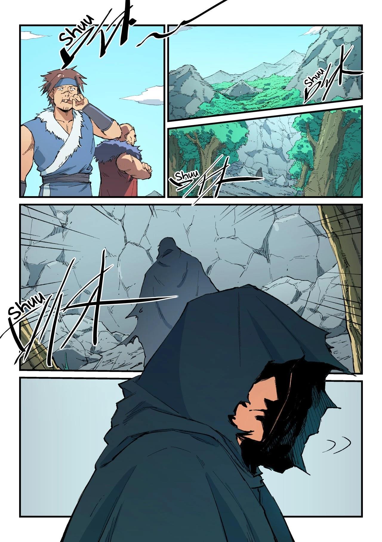 Star Martial God Technique Chapter 456 page 7 - Mangakakalots.com