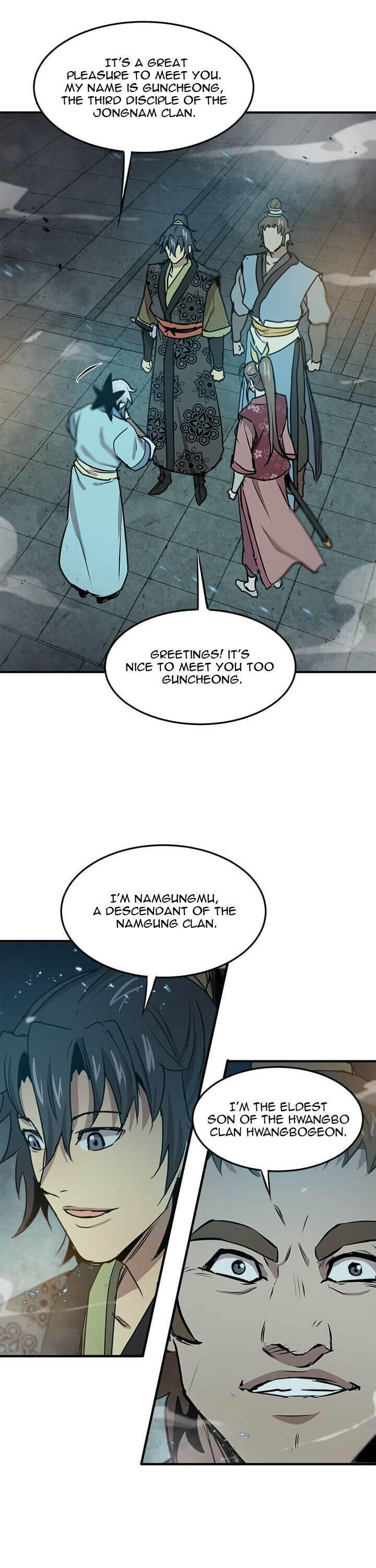 Strongest Fighter Chapter 33 page 22 - Mangakakalots.com