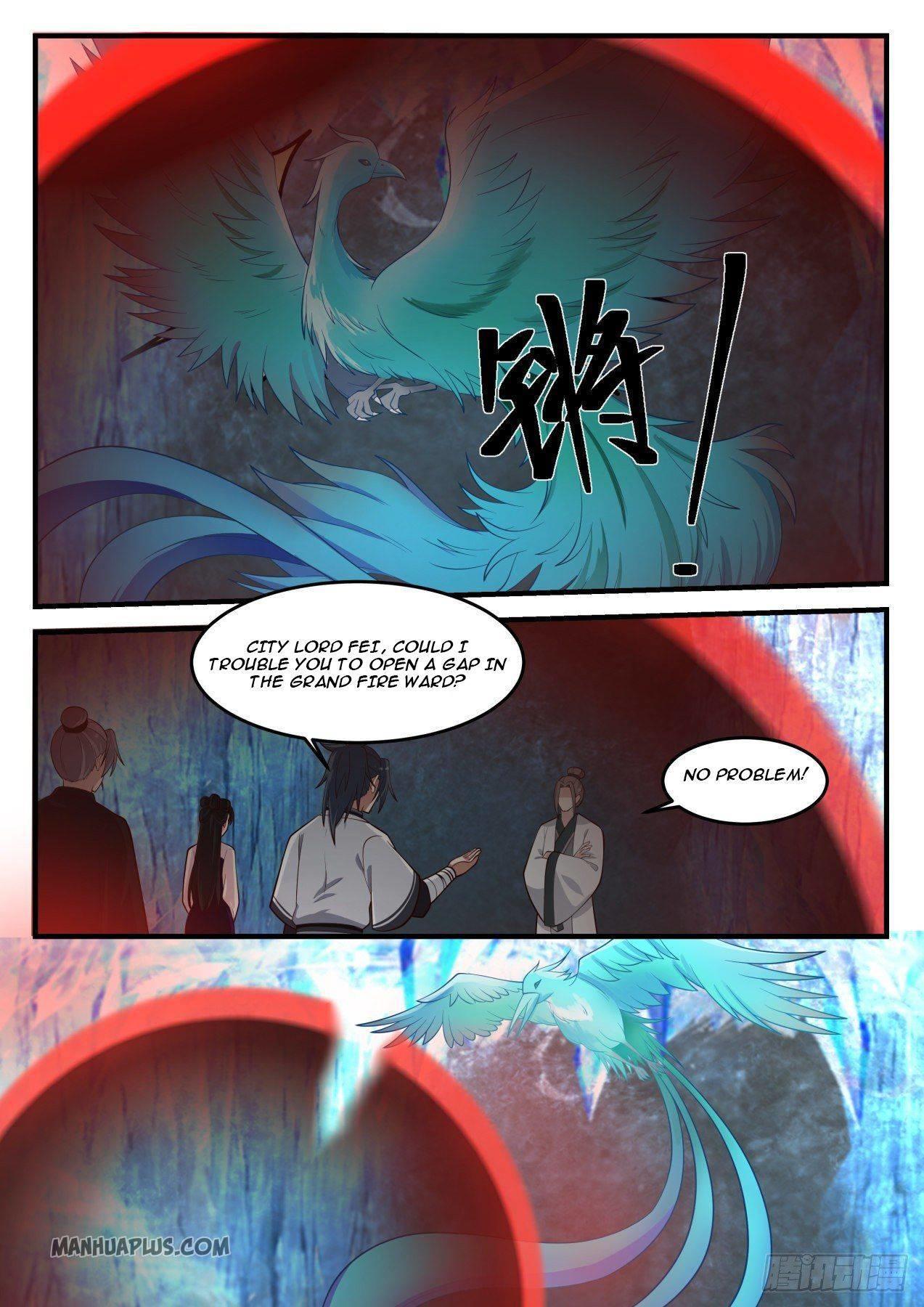 Martial Peak Chapter 1248 page 10 - Mangakakalots.com