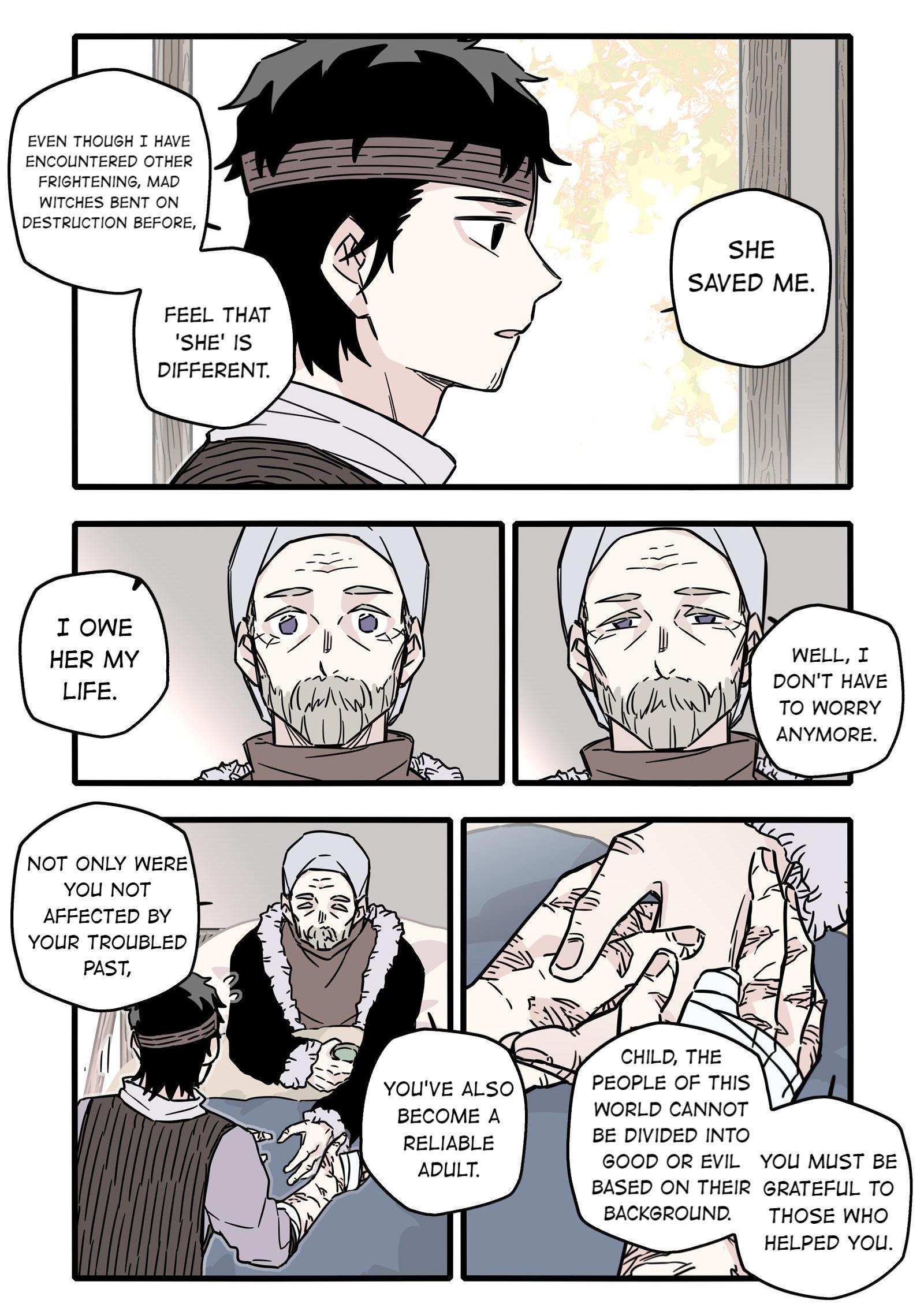 Brainless Witch Chapter 37: Episode 33 page 4 - Mangakakalots.com