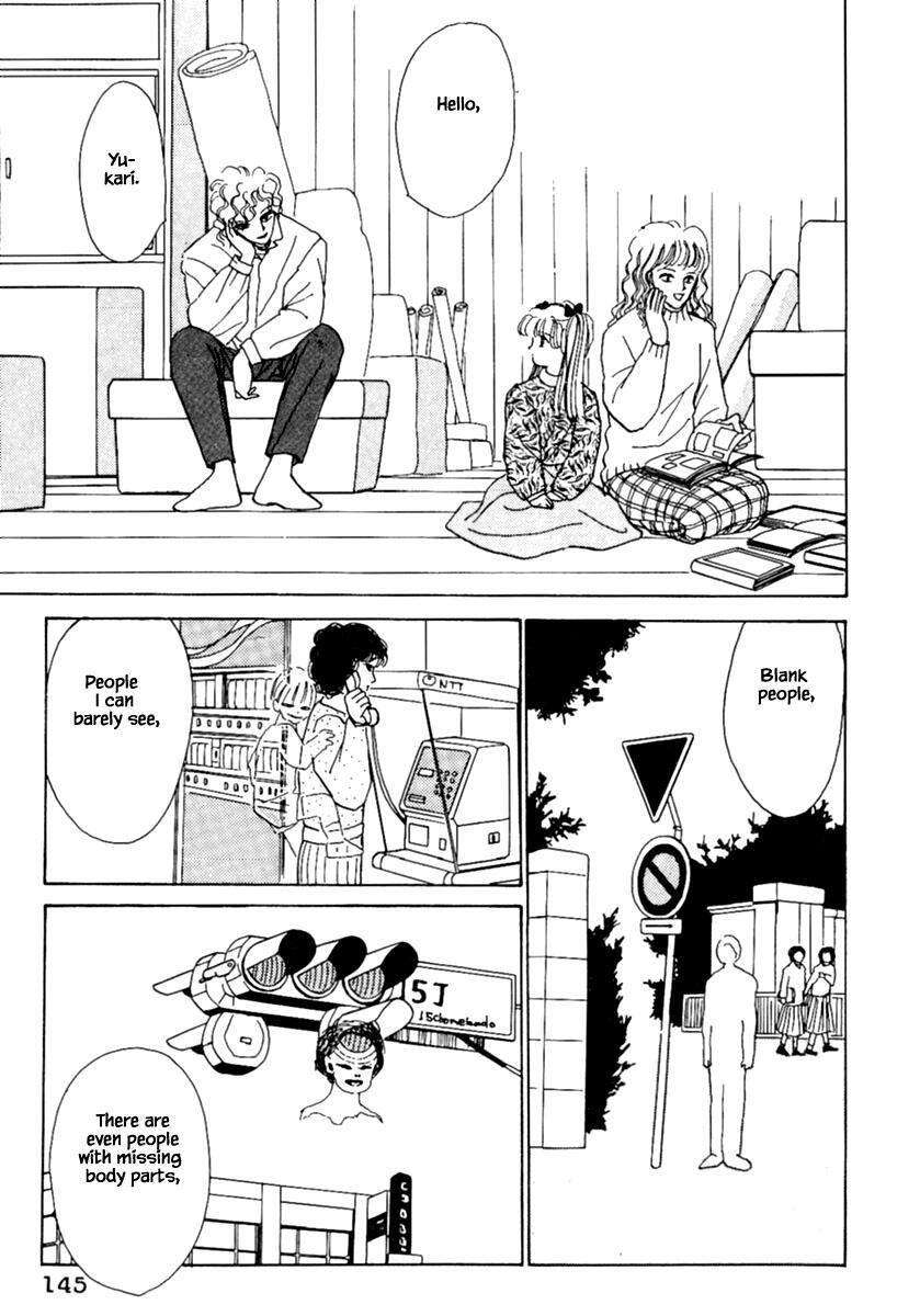 Shi To Kanojo To Boku Chapter 5.1 page 20 - Mangakakalots.com