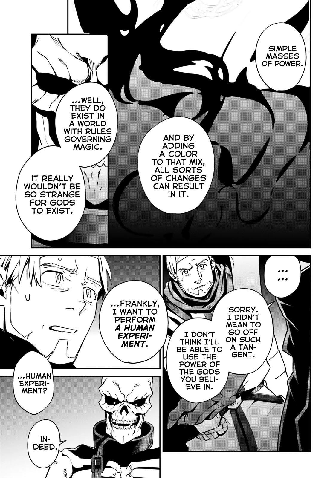 Overlord Chapter 66 page 7 - Mangakakalots.com
