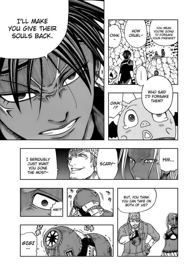 Buster Keel! Vol.2 Chapter 15 : My Funny Crem (Part 2) page 19 - Mangakakalots.com