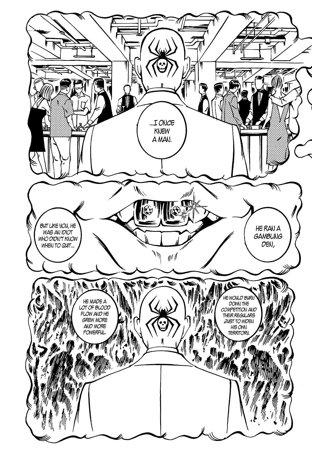 Deathco Vol.1 Chapter 1 : Reapers page 18 - Mangakakalots.com
