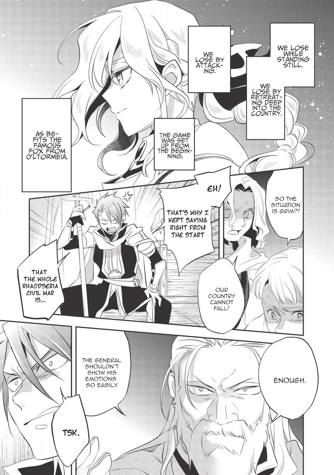 Wortenia Senki Vol.7 Chapter 33 page 12 - Mangakakalots.com