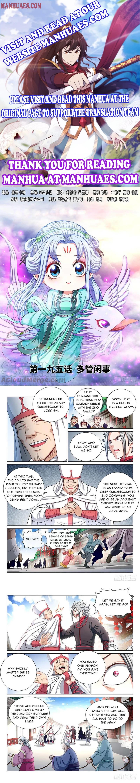 I Am A Great God Chapter 195 page 1 - Mangakakalots.com