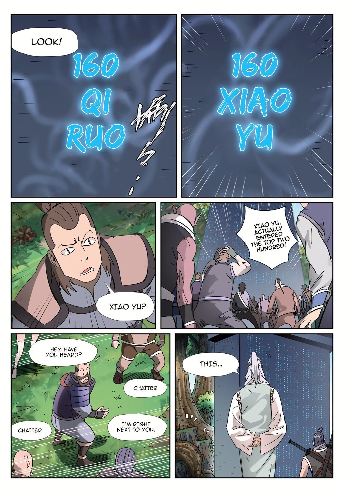 Tales Of Demons And Gods Chapter 311 page 4 - Mangakakalots.com