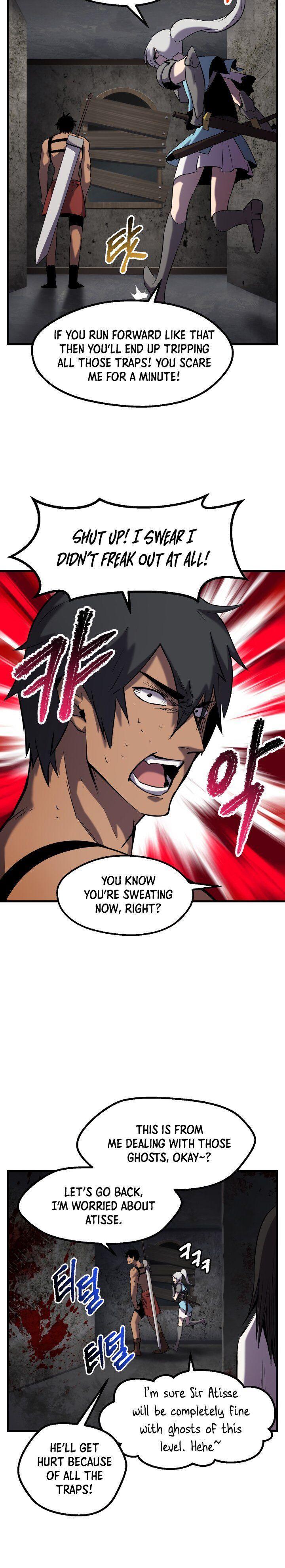 Survival Story Of A Sword King In A Fantasy World Chapter 46 page 25 - Mangakakalots.com