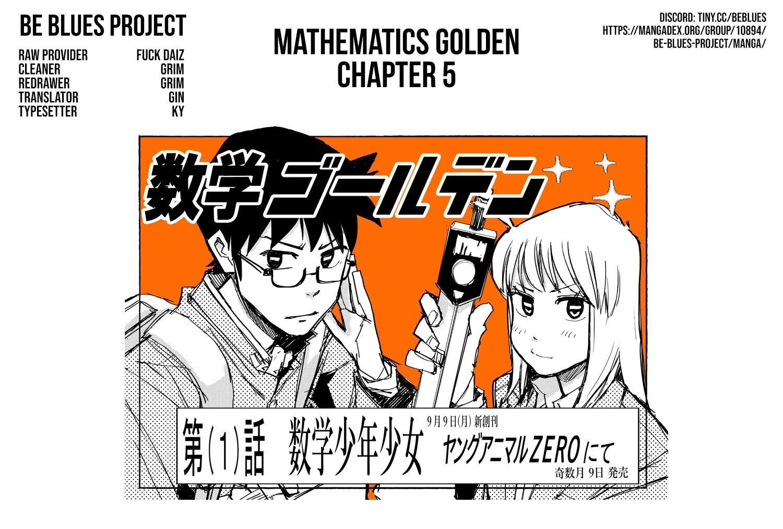Mathematics Golden Chapter 5 page 51 - Mangakakalots.com