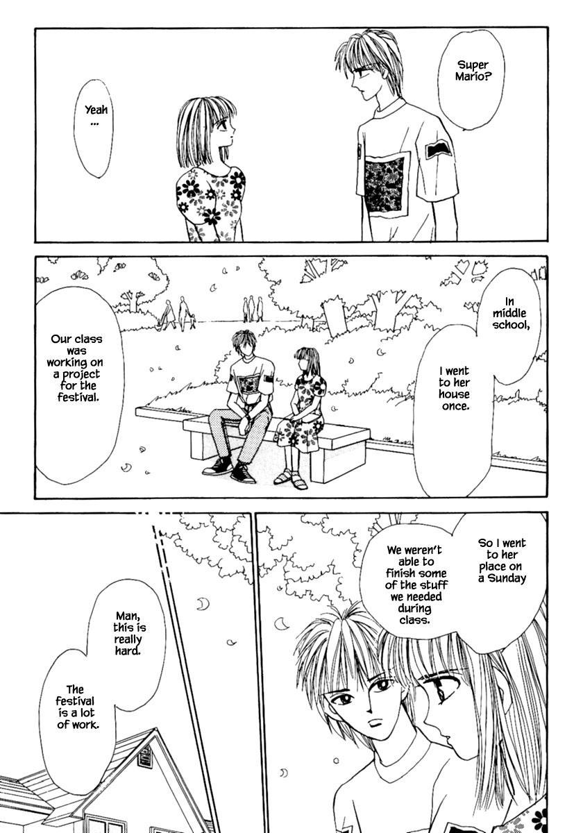 Shi To Kanojo To Boku Chapter 9.1 page 17 - Mangakakalots.com