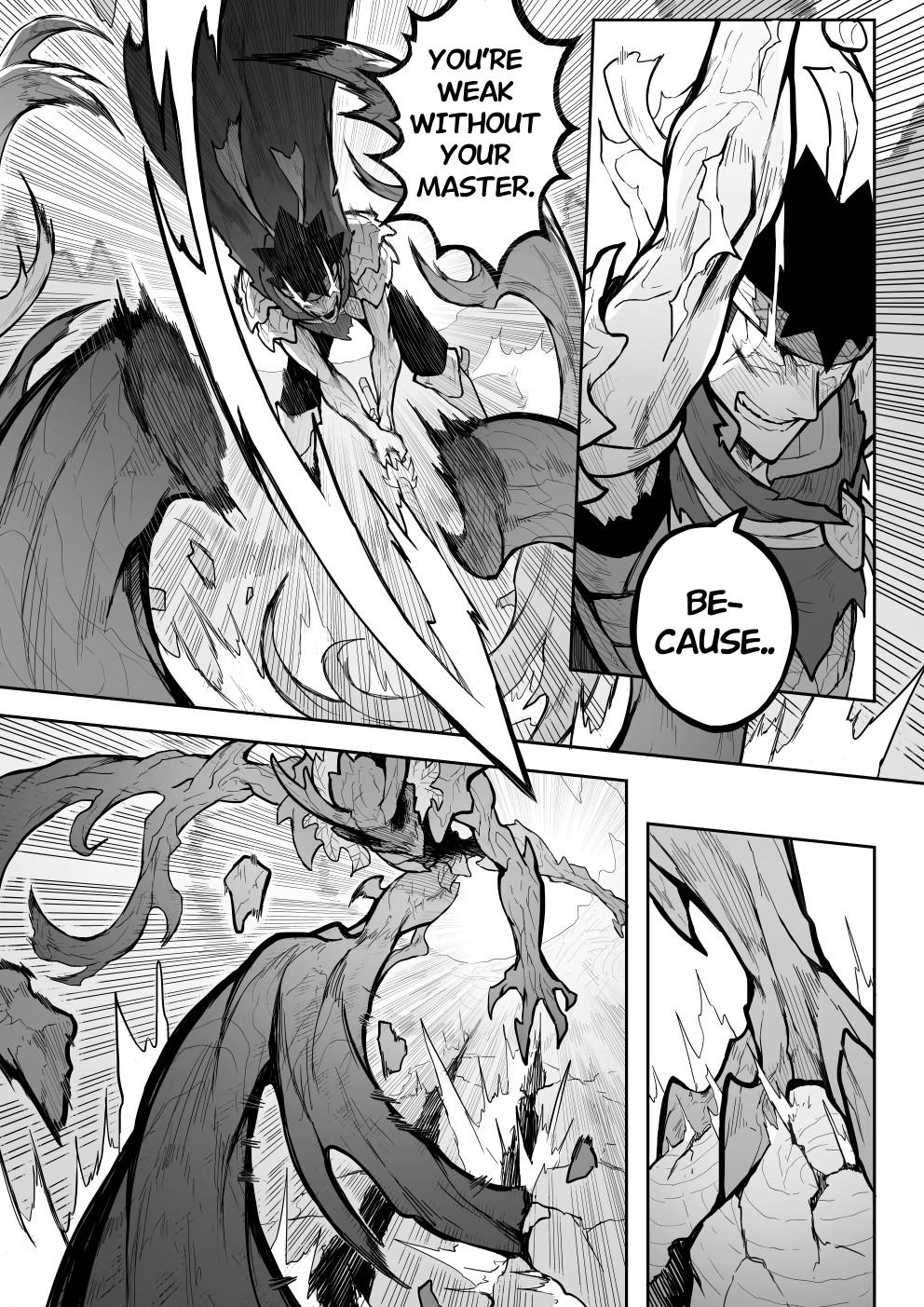 Dragon Claw Vol.2 Chapter 8: Rotten To The Core page 13 - Mangakakalots.com
