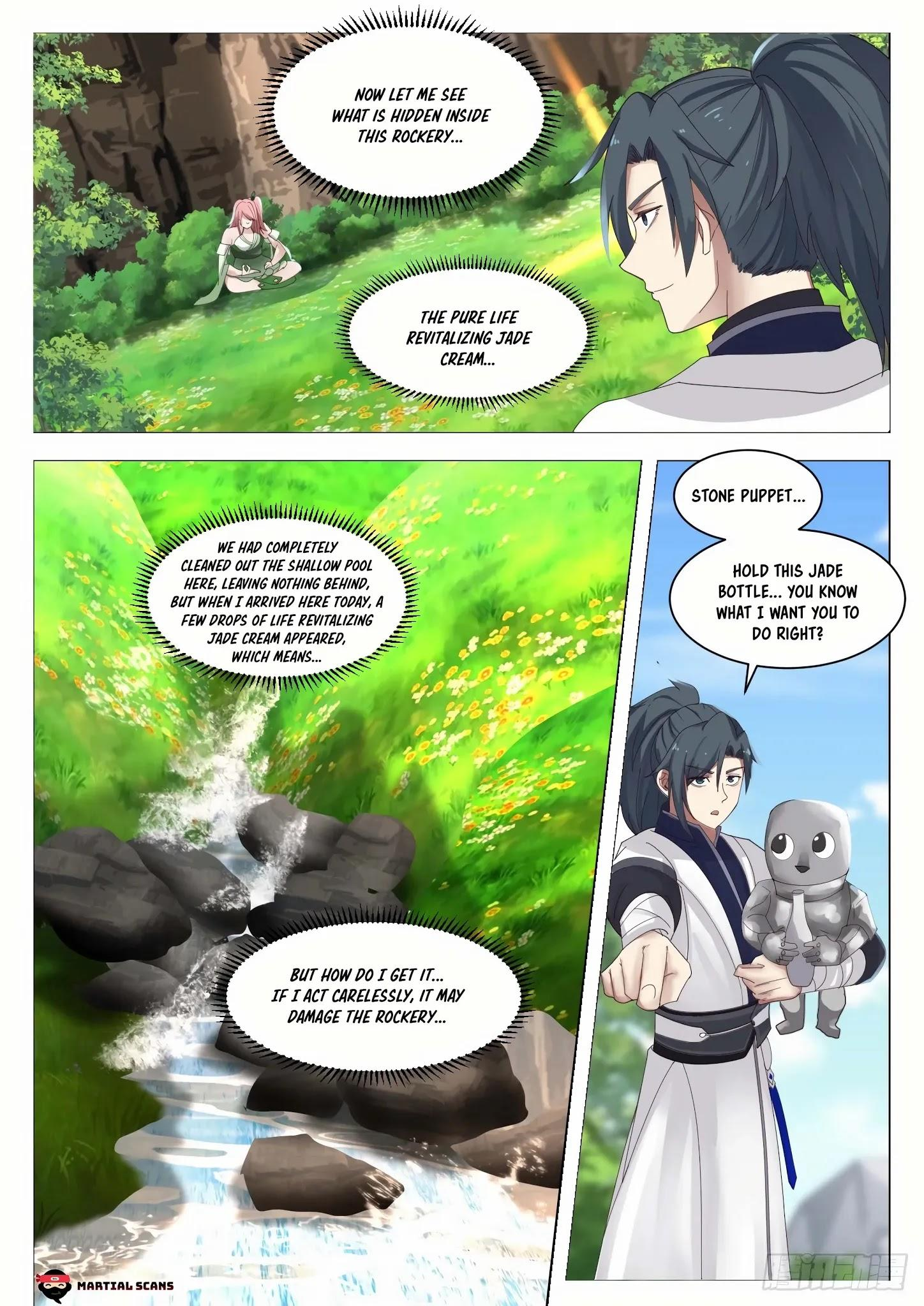 Martial Peak Chapter 1322: Pure Life Revitalizing Jade Cream page 7 - Mangakakalots.com