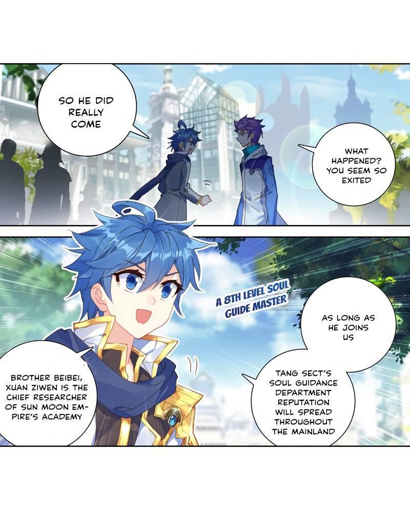 Douluo Dalu Ii - Jueshui Tangmen Chapter 261 page 13 - Mangakakalot