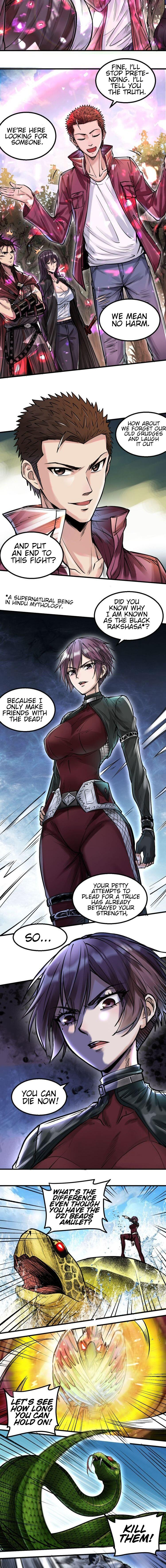 A Strange World Chapter 43 page 4 - Mangakakalots.com