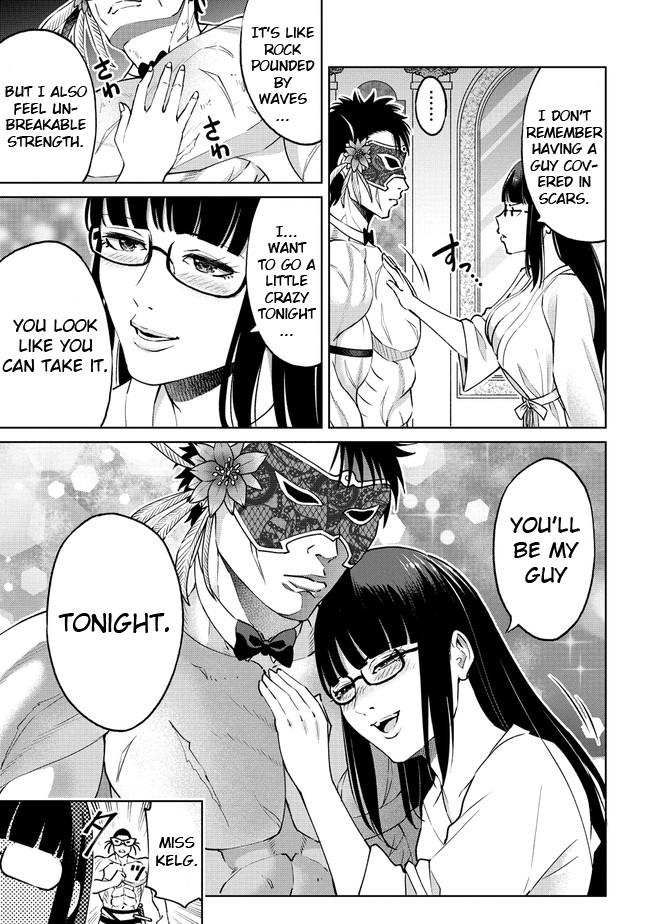 """The Only """"r"""" In The World Vol.3 Chapter 18.2: Kelg's Mansion (Part Two) page 3 - Mangakakalots.com"""