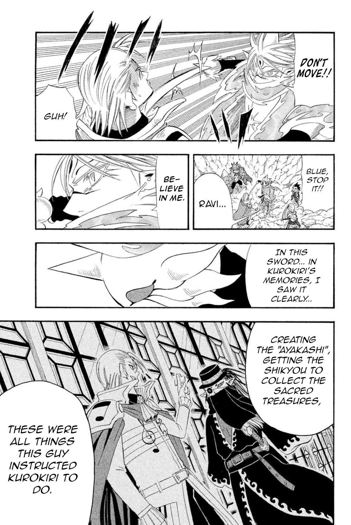 Buster Keel! Chapter 43: Shadowy Soloist (Part 1) page 20 - Mangakakalots.com