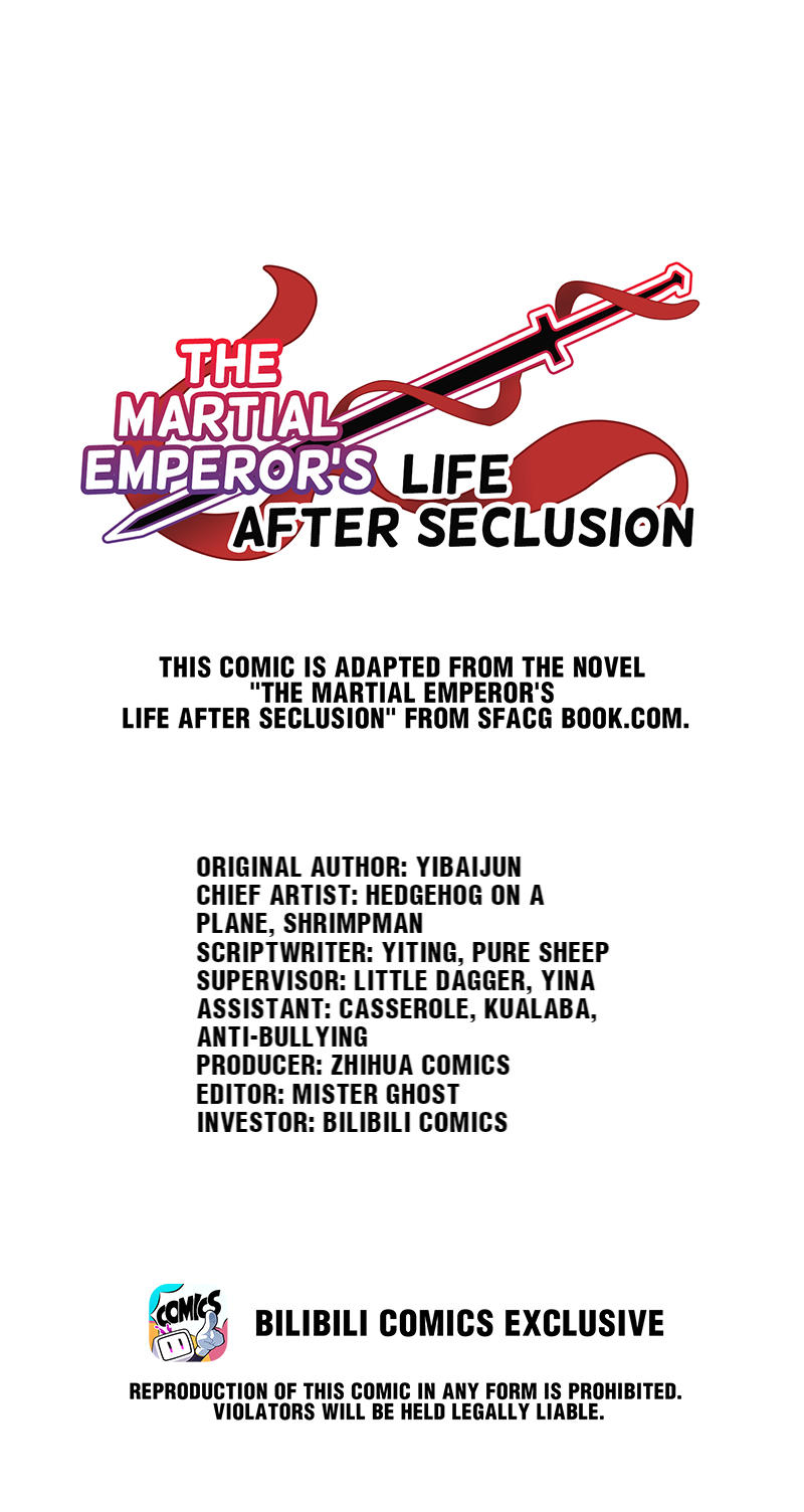 The Martial Emperor's Life After Seclusion Chapter 42.0: Going Against Jiang Yunzi page 1 - Mangakakalots.com