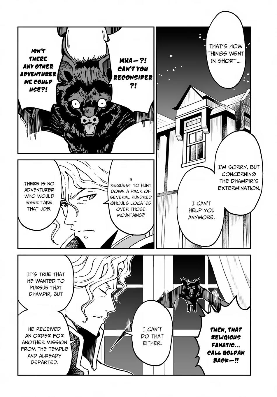 The Death Mage Who Doesn't Want A Fourth Time Chapter 26 page 23 - Mangakakalots.com