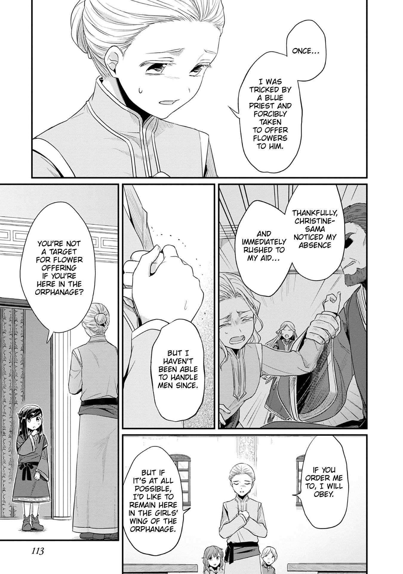 Ascendance Of A Bookworm ~I'll Do Anything To Become A Librarian~ Part 2 「I'll Become A Shrine Maiden For Books!」 Chapter 19 page 18 - Mangakakalots.com