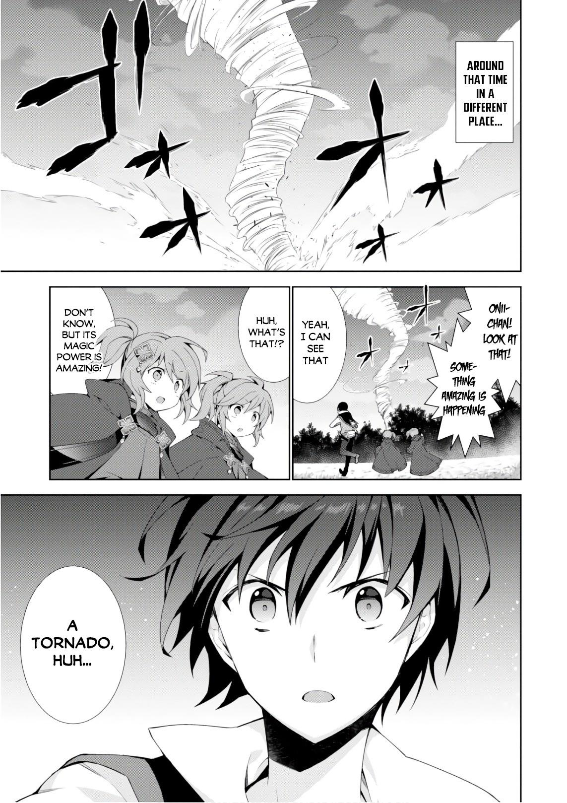 Isekai Cheat Magician Chapter 25 page 19 - Mangakakalots.com