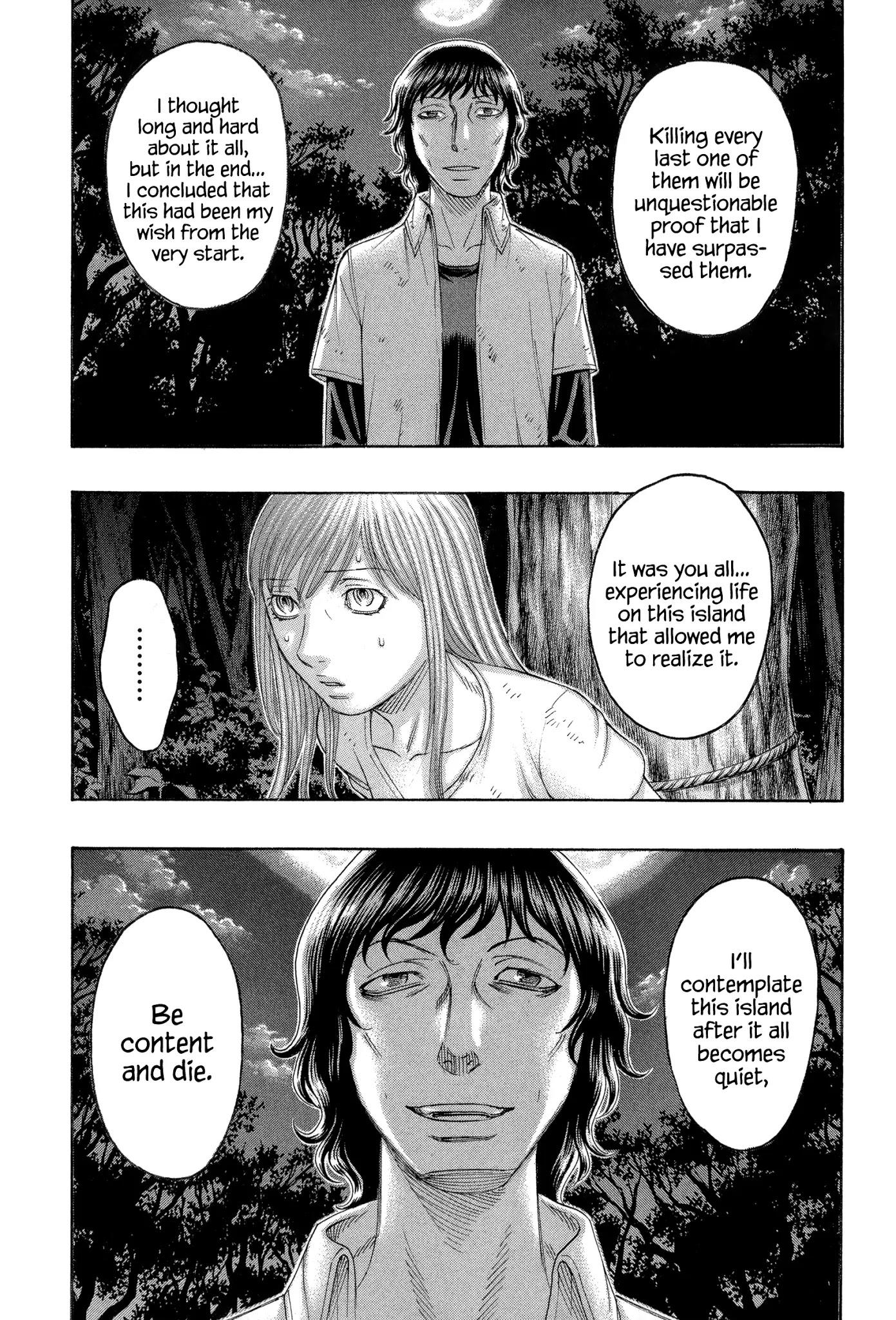 Suicide Island Chapter 161: What This Island Needs page 19 - Mangakakalots.com