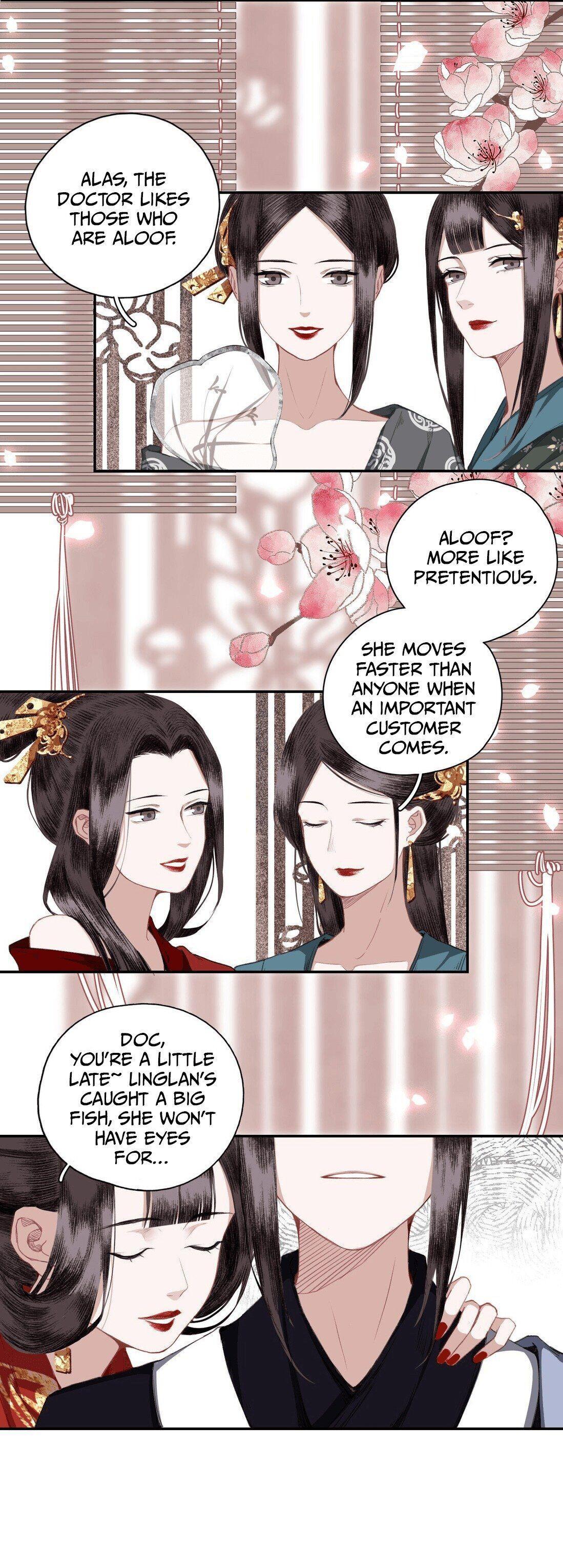 I Accidentally Saved The Jianghu'S Enemy Chapter 3 page 5 - Mangakakalots.com