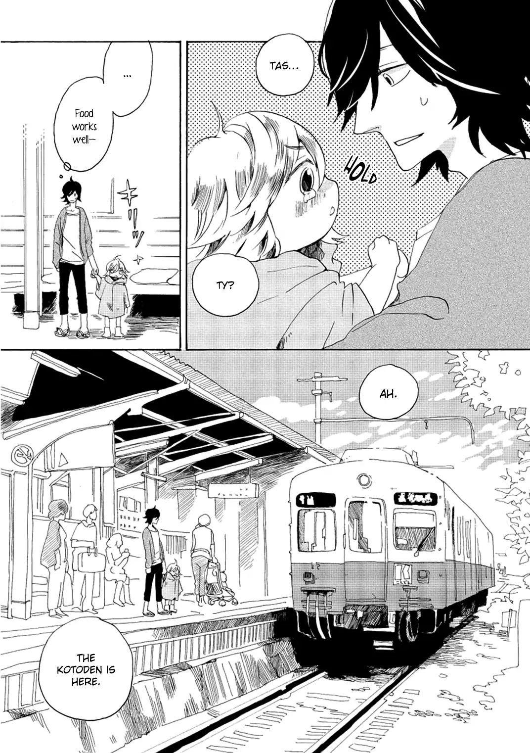 Udon No Kuni No Kin'iro Kemari Vol.1 Chapter 3: Kotoden page 20 - Mangakakalots.com