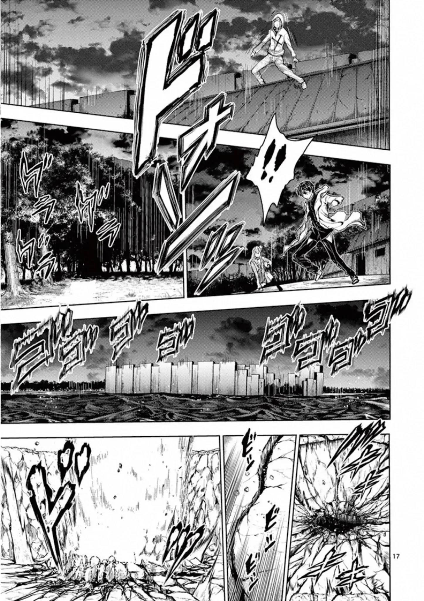 Deatte 5 Byou De Battle Chapter 133: Mark Of Rebellion page 17 - Mangakakalots.com