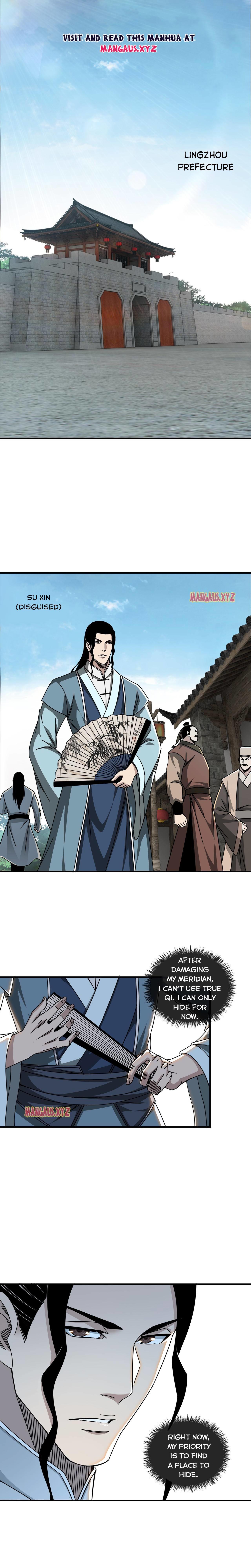 Greatest Boss System Chapter 93 page 1 - Mangakakalots.com