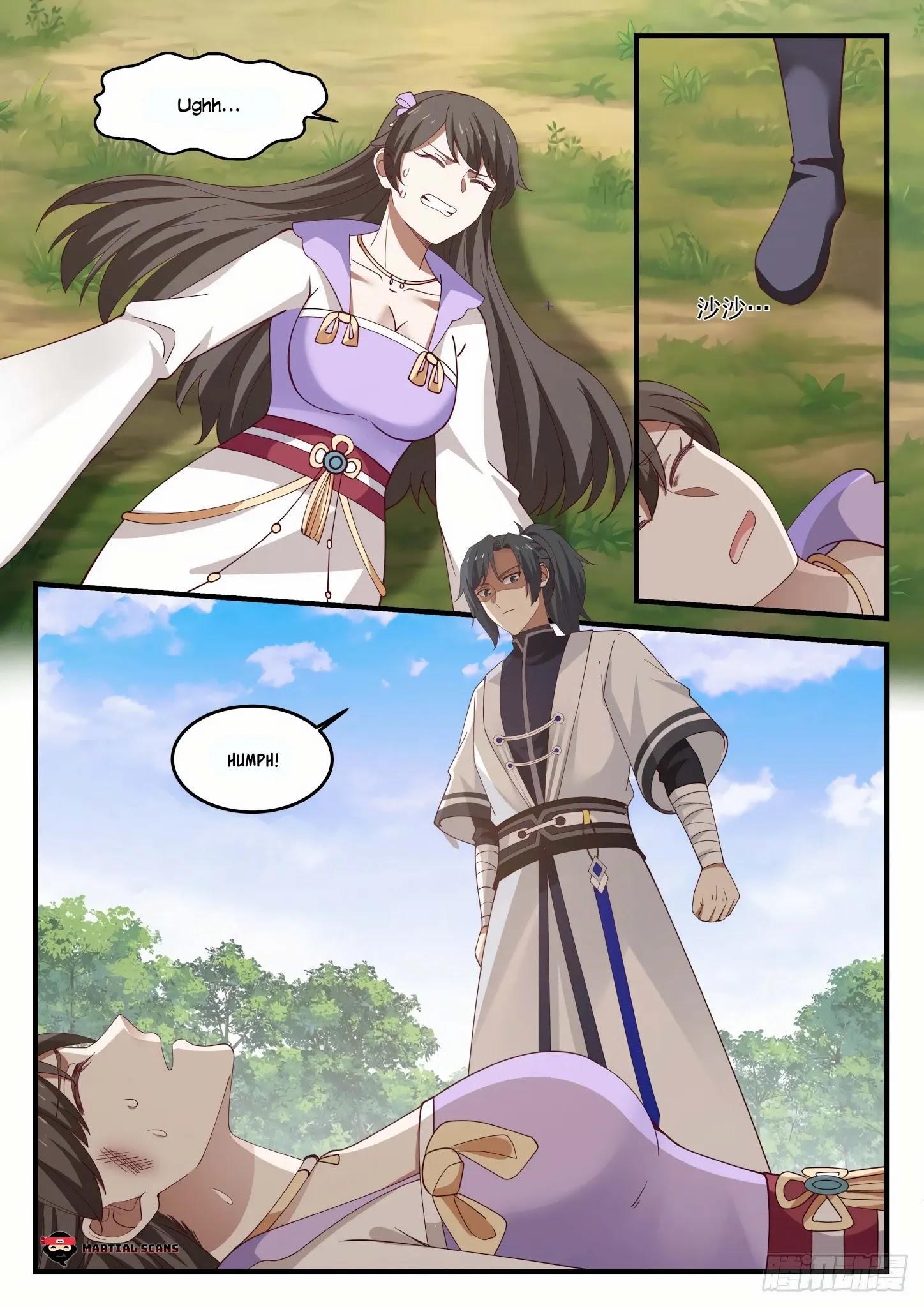 Martial Peak Chapter 1188: Blossoming Lotus page 12 - Mangakakalots.com