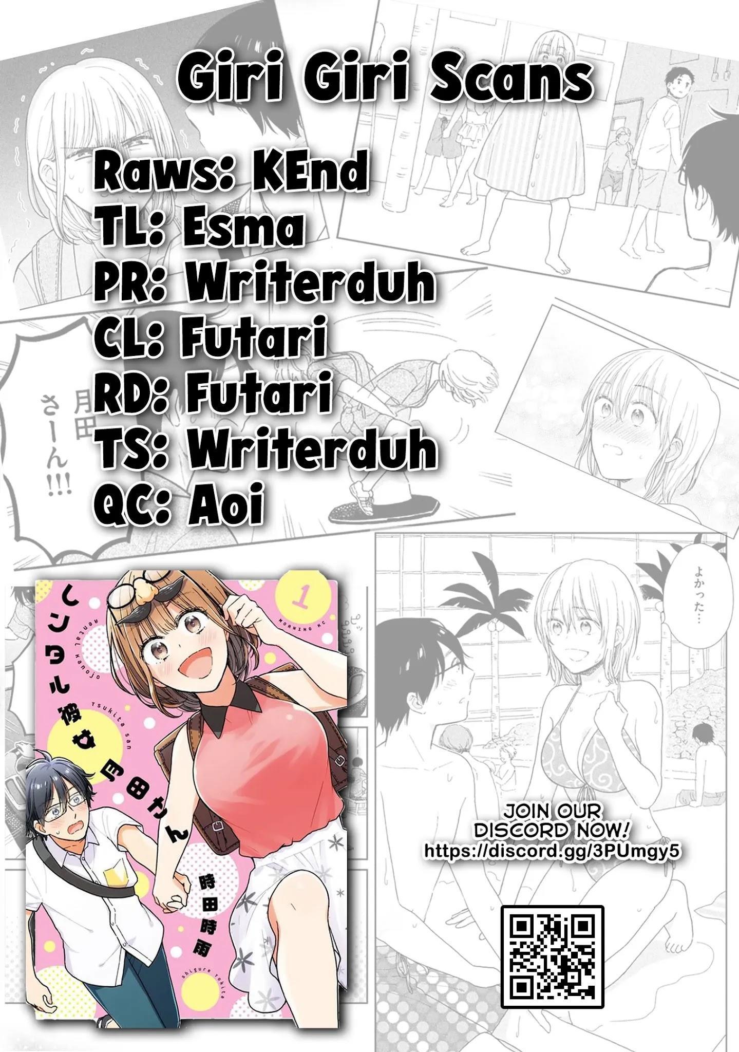 Rental Girlfriend Tsukita-San Chapter 11: 11Th Date page 19 - Mangakakalots.com
