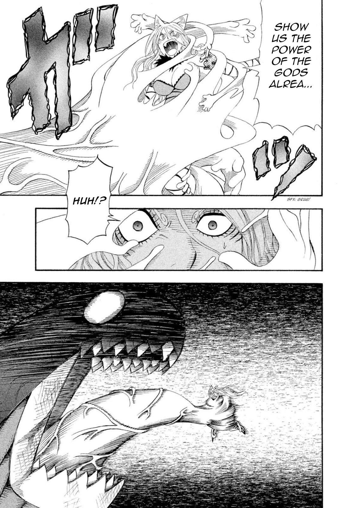 Buster Keel! Chapter 40: Feast Of God (Part 5) page 31 - Mangakakalots.com